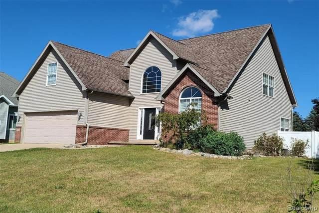 507 Illinois Drive, Tecumseh, MI 49286 (MLS #R2210075297) :: Berkshire Hathaway HomeServices Snyder & Company, Realtors®