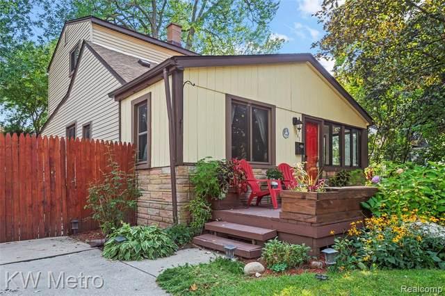 141 W Meyers Avenue, Hazel Park, MI 48030 (MLS #R2210074538) :: Berkshire Hathaway HomeServices Snyder & Company, Realtors®