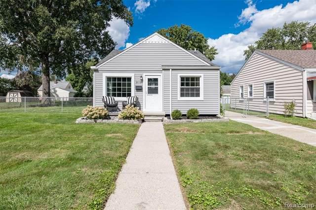 2119 Rowland Avenue, Royal Oak, MI 48067 (MLS #R2210075325) :: Berkshire Hathaway HomeServices Snyder & Company, Realtors®
