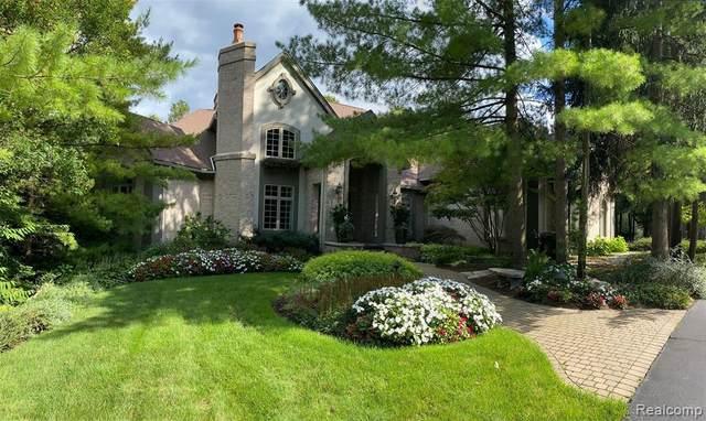 5533 River Ridge, Brighton, MI 48116 (MLS #R2210075408) :: Berkshire Hathaway HomeServices Snyder & Company, Realtors®