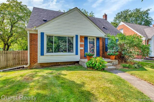 1903 N Wilson Avenue, Royal Oak, MI 48073 (MLS #R2210075372) :: Berkshire Hathaway HomeServices Snyder & Company, Realtors®