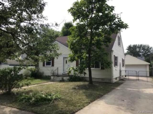 1280 S Harris Road, Ypsilanti, MI 48198 (MLS #R2210075441) :: Berkshire Hathaway HomeServices Snyder & Company, Realtors®