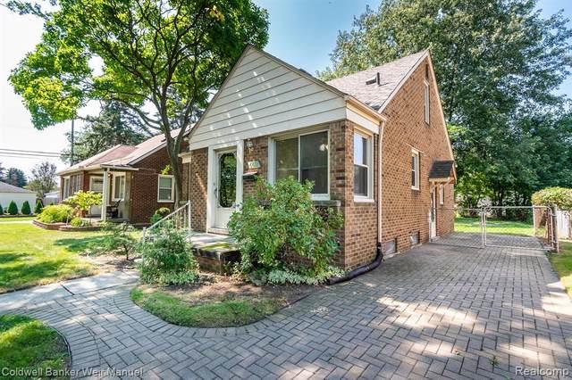 6612 King Avenue, Allen Park, MI 48101 (MLS #R2210074154) :: Berkshire Hathaway HomeServices Snyder & Company, Realtors®