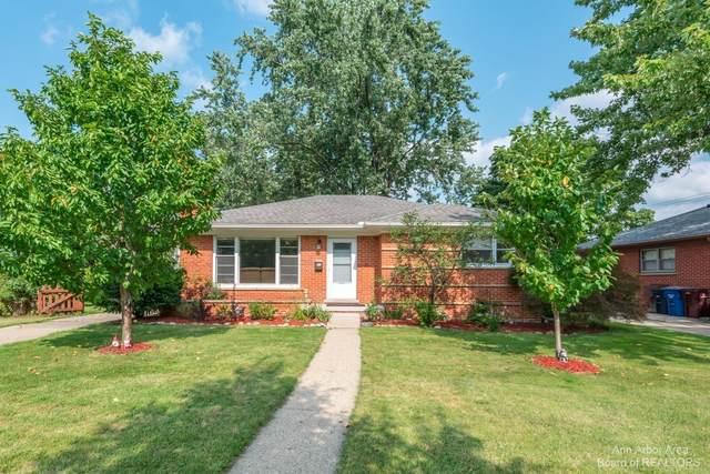 1421 Marian Avenue, Ann Arbor, MI 48103 (MLS #3283866) :: Berkshire Hathaway HomeServices Snyder & Company, Realtors®