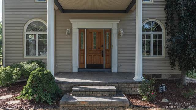 1205 E Mcdevitt Avenue, Jackson, MI 49203 (MLS #3283846) :: Berkshire Hathaway HomeServices Snyder & Company, Realtors®
