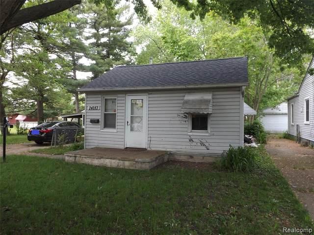 24283 Columbus Avenue, Warren, MI 48089 (MLS #R2210075500) :: Berkshire Hathaway HomeServices Snyder & Company, Realtors®