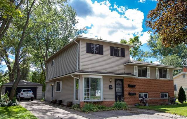 31509 Bock Street, Garden City, MI 48135 (MLS #R2210075508) :: Berkshire Hathaway HomeServices Snyder & Company, Realtors®