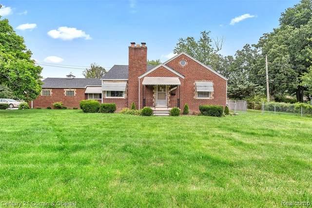 8417 Harding Street, Taylor, MI 48180 (MLS #R2210075521) :: Berkshire Hathaway HomeServices Snyder & Company, Realtors®