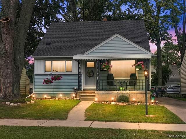 412 Massoit Street, Clawson, MI 48017 (MLS #R2210075536) :: Berkshire Hathaway HomeServices Snyder & Company, Realtors®