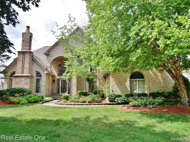 2055 Haverford Drive, Troy, MI 48098 (MLS #R2210075602) :: Berkshire Hathaway HomeServices Snyder & Company, Realtors®