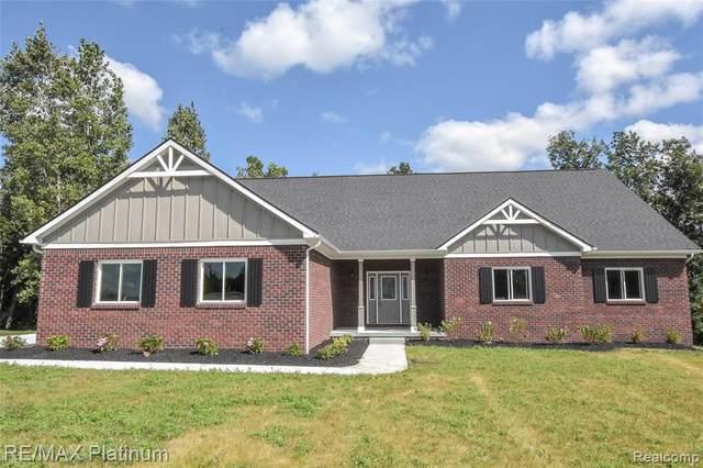 9025 Palmers Way Drive, Fenton, MI 48430 (MLS #R2210074604) :: Berkshire Hathaway HomeServices Snyder & Company, Realtors®