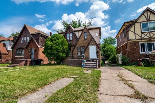 17194 Runyon Street, Detroit, MI 48234 (MLS #R2210075666) :: Berkshire Hathaway HomeServices Snyder & Company, Realtors®