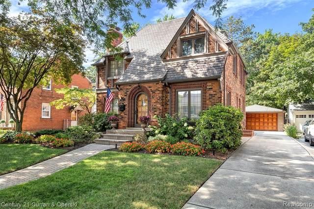 434 S Highland Street S, Dearborn, MI 48124 (MLS #R2210070243) :: Berkshire Hathaway HomeServices Snyder & Company, Realtors®