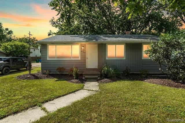 2997 Woodlawn Street, Commerce, MI 48390 (MLS #R2210075700) :: Berkshire Hathaway HomeServices Snyder & Company, Realtors®