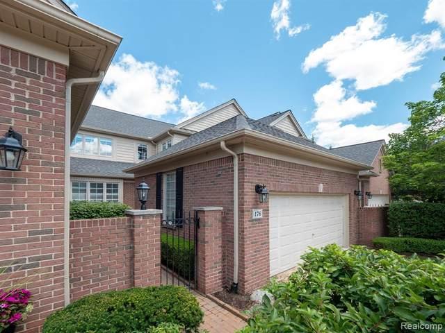 176 Harrington Dr, Troy, MI 48098 (MLS #R2210075718) :: Berkshire Hathaway HomeServices Snyder & Company, Realtors®