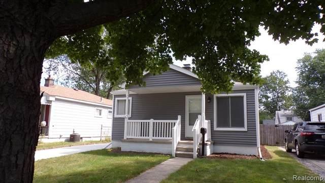 4094 Buckingham Avenue, Berkley, MI 48072 (MLS #R2210075743) :: Berkshire Hathaway HomeServices Snyder & Company, Realtors®
