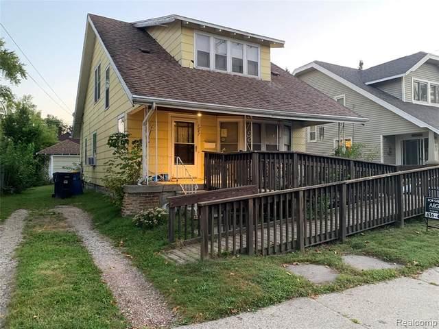 1047 Fountain, Grand Rapids, MI 49503 (MLS #R2210075749) :: Berkshire Hathaway HomeServices Snyder & Company, Realtors®