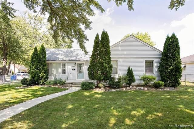 21350 Powers Avenue, Dearborn Heights, MI 48125 (MLS #R2210060348) :: Berkshire Hathaway HomeServices Snyder & Company, Realtors®