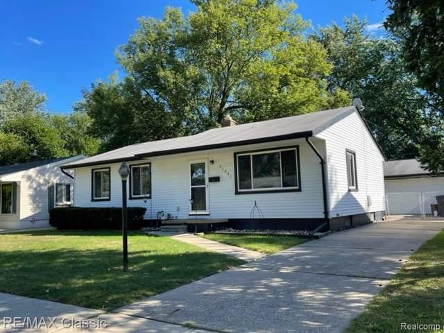 31041 Windsor Street, Westland, MI 48185 (MLS #R2210074746) :: Berkshire Hathaway HomeServices Snyder & Company, Realtors®