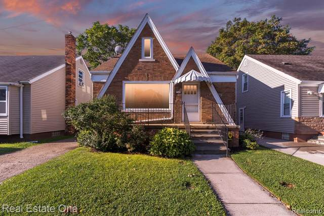 1455 Lincoln Avenue, Lincoln Park, MI 48146 (MLS #R2210075531) :: Berkshire Hathaway HomeServices Snyder & Company, Realtors®