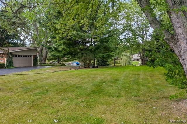 0-7119 V/L Ellinwood Drive, White Lake, MI 48383 (MLS #R2210073104) :: Berkshire Hathaway HomeServices Snyder & Company, Realtors®