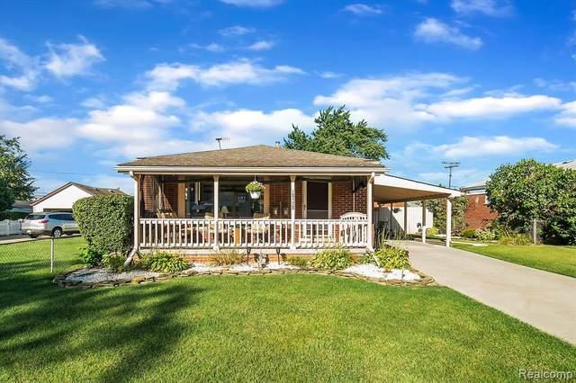 18538 Ray Street, Riverview, MI 48193 (MLS #R2210075530) :: Berkshire Hathaway HomeServices Snyder & Company, Realtors®
