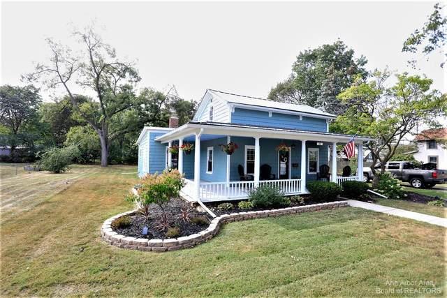 311 S Pearl Street, Tecumseh, MI 49286 (MLS #3283839) :: Berkshire Hathaway HomeServices Snyder & Company, Realtors®