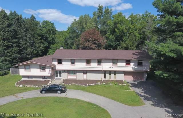 31462 Curtis Road, Livonia, MI 48152 (MLS #R2210075741) :: Berkshire Hathaway HomeServices Snyder & Company, Realtors®