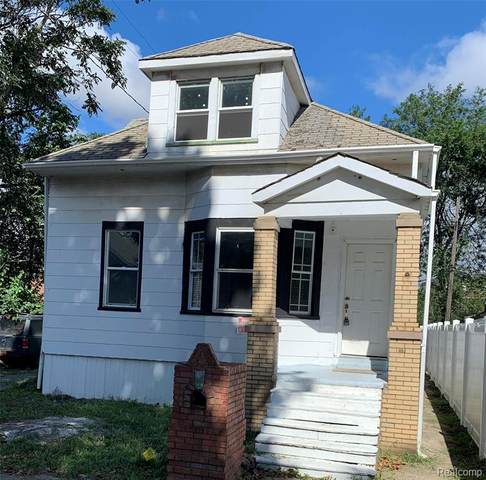 6668 Mercier Street, Detroit, MI 48210 (MLS #R2210075875) :: Berkshire Hathaway HomeServices Snyder & Company, Realtors®