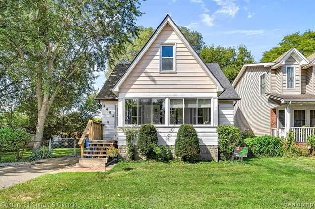 4454 Monroe Street, Dearborn Heights, MI 48125 (MLS #R2210075533) :: Berkshire Hathaway HomeServices Snyder & Company, Realtors®