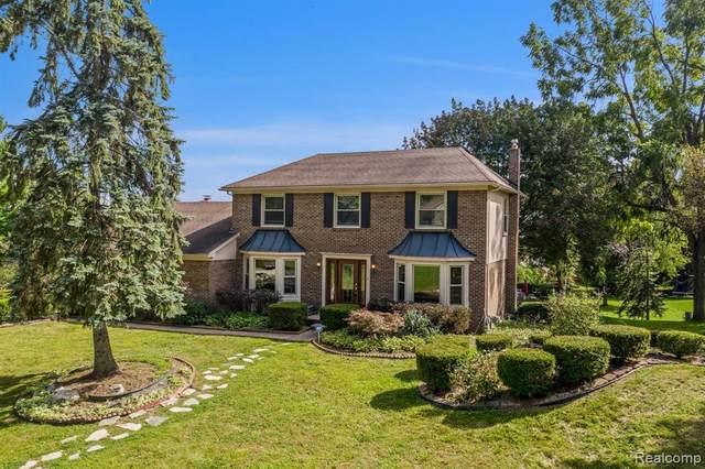 36875 Chesapeake Road, Farmington Hills, MI 48335 (MLS #R2210074750) :: Berkshire Hathaway HomeServices Snyder & Company, Realtors®