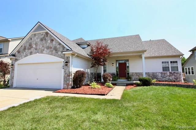 5109 Buckley Drive, Ypsilanti, MI 48197 (MLS #R2210075946) :: Berkshire Hathaway HomeServices Snyder & Company, Realtors®