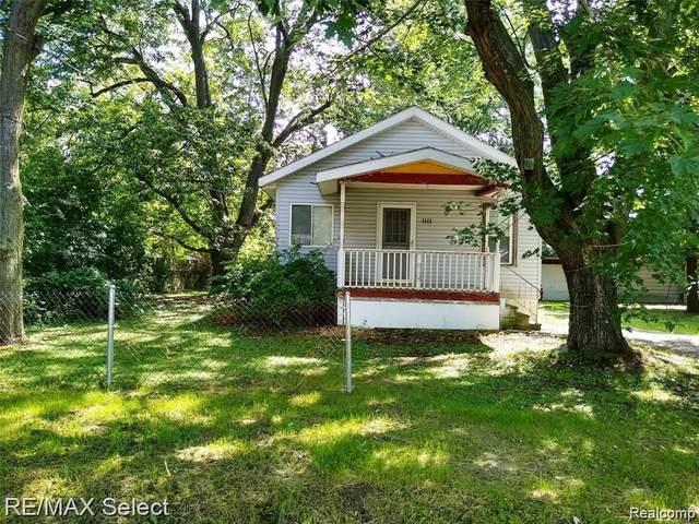 1111 Lucharles Avenue, Mount Morris, MI 48458 (MLS #R2210075095) :: Berkshire Hathaway HomeServices Snyder & Company, Realtors®
