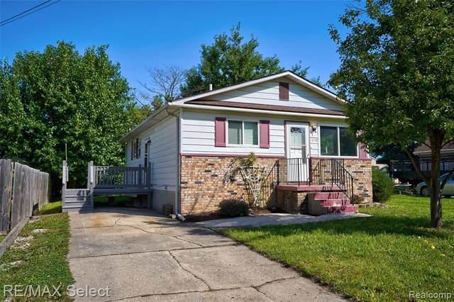 1475 James Street, Burton, MI 48529 (MLS #R2210075522) :: Berkshire Hathaway HomeServices Snyder & Company, Realtors®