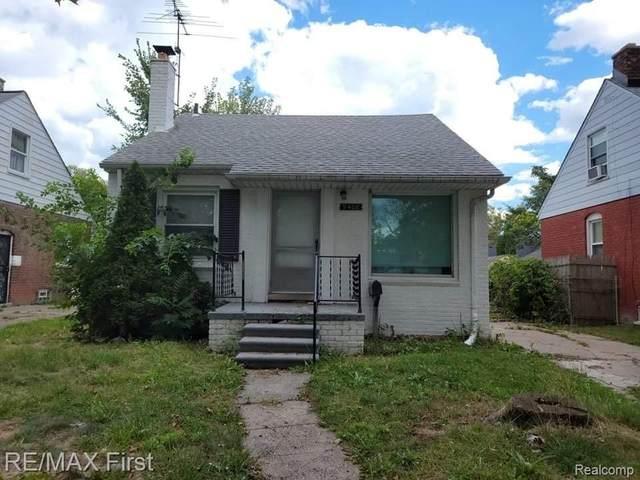 9408 Sanilac Street, Detroit, MI 48224 (MLS #R2210075984) :: Berkshire Hathaway HomeServices Snyder & Company, Realtors®