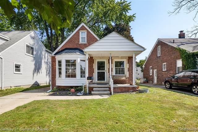 2437 Bennett Street, Dearborn, MI 48124 (MLS #R2210075900) :: Berkshire Hathaway HomeServices Snyder & Company, Realtors®