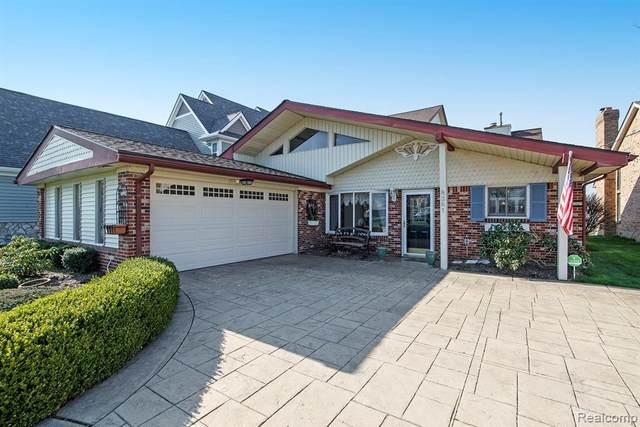 8361 Colony Drive, Clay, MI 48001 (MLS #R2210076023) :: Berkshire Hathaway HomeServices Snyder & Company, Realtors®
