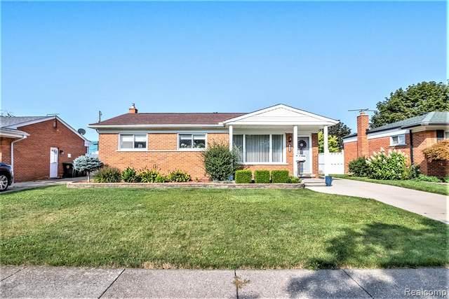 3290 Longmeadow Drive, Trenton, MI 48183 (MLS #R2210069617) :: Berkshire Hathaway HomeServices Snyder & Company, Realtors®