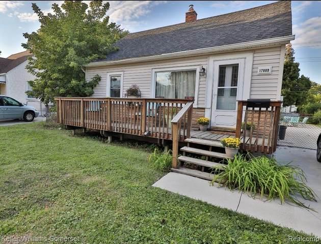 17889 Bayne Street, Roseville, MI 48066 (MLS #R2210075941) :: Berkshire Hathaway HomeServices Snyder & Company, Realtors®