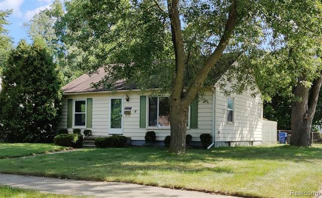 13502 Norborne, Redford, MI 48239 (MLS #R2210076051) :: Berkshire Hathaway HomeServices Snyder & Company, Realtors®