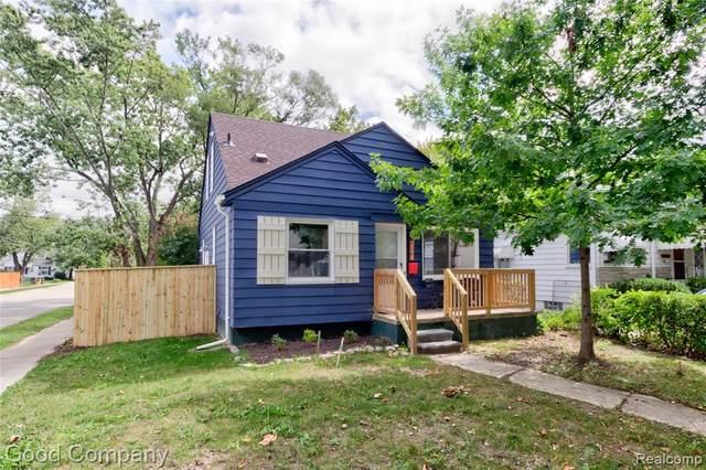 3998 Gardner Avenue, Berkley, MI 48072 (MLS #R2210076061) :: Berkshire Hathaway HomeServices Snyder & Company, Realtors®