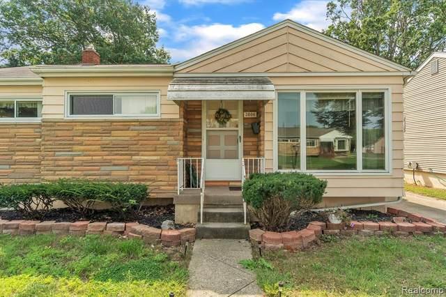 3806 Whittier Avenue, Flint, MI 48506 (MLS #R2210074877) :: Berkshire Hathaway HomeServices Snyder & Company, Realtors®