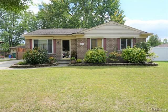 41741 Coolidge Street, Van Buren, MI 48111 (MLS #R2210075934) :: Berkshire Hathaway HomeServices Snyder & Company, Realtors®