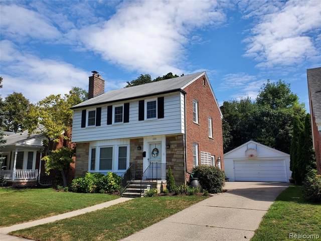 125 S Vernon Street, Dearborn, MI 48124 (MLS #R2210076031) :: Berkshire Hathaway HomeServices Snyder & Company, Realtors®