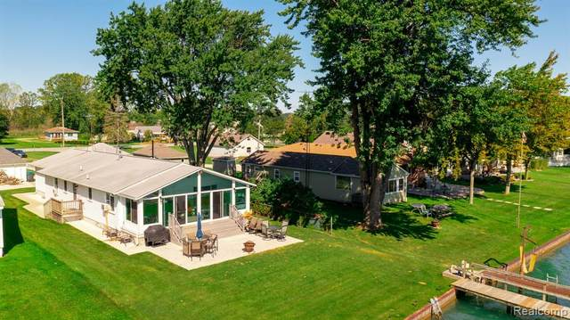 7947 S River Road, Cottrellville, MI 48039 (MLS #R2210076182) :: Berkshire Hathaway HomeServices Snyder & Company, Realtors®