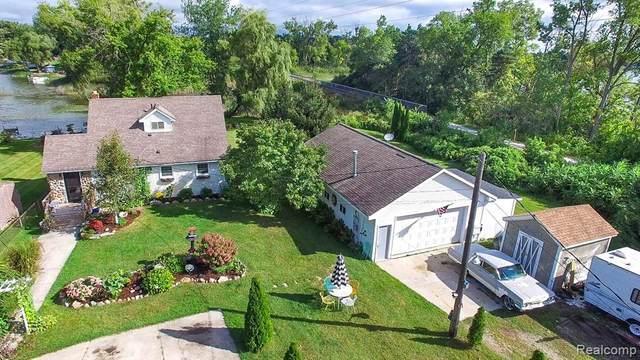1608 S Newman Road, Lake Orion, MI 48362 (MLS #R2210075117) :: Berkshire Hathaway HomeServices Snyder & Company, Realtors®