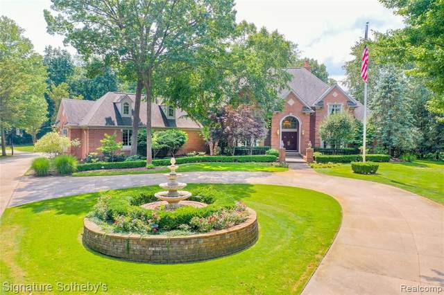 28501 Fourteen Mile Road, Farmington Hills, MI 48334 (MLS #R2210076211) :: Berkshire Hathaway HomeServices Snyder & Company, Realtors®