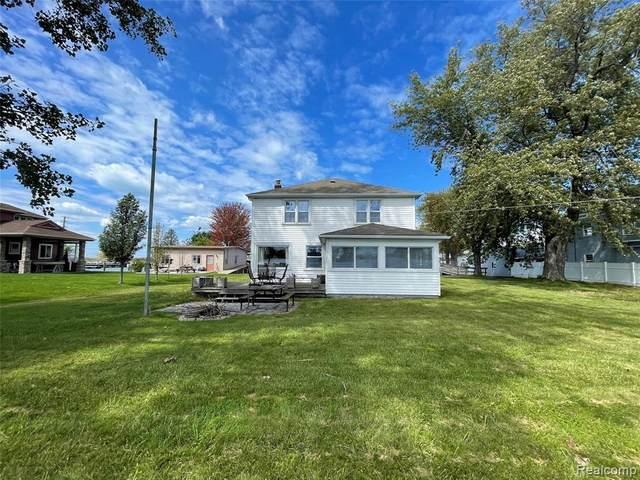 9133 S Channel Drive, Harsens Island, MI 48028 (MLS #R2210076227) :: Berkshire Hathaway HomeServices Snyder & Company, Realtors®