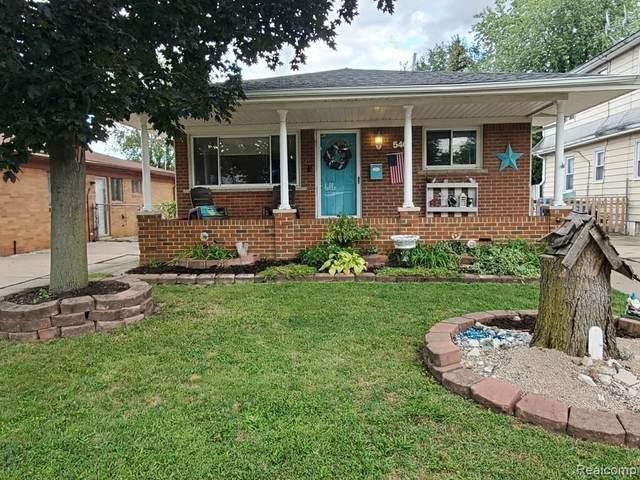 5407 Jackson Street, Dearborn Heights, MI 48125 (MLS #R2210075827) :: Berkshire Hathaway HomeServices Snyder & Company, Realtors®