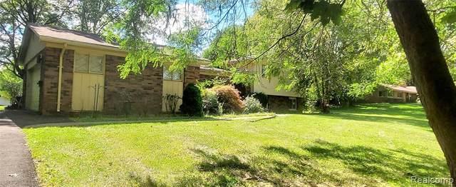 33429 Quaker Valley Road, Farmington Hills, MI 48331 (MLS #R2210076260) :: Berkshire Hathaway HomeServices Snyder & Company, Realtors®